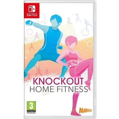Knockout Home Fitness Nintendo Switch Game